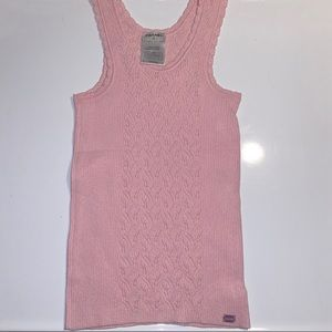 Chanel Baby Pink Tank